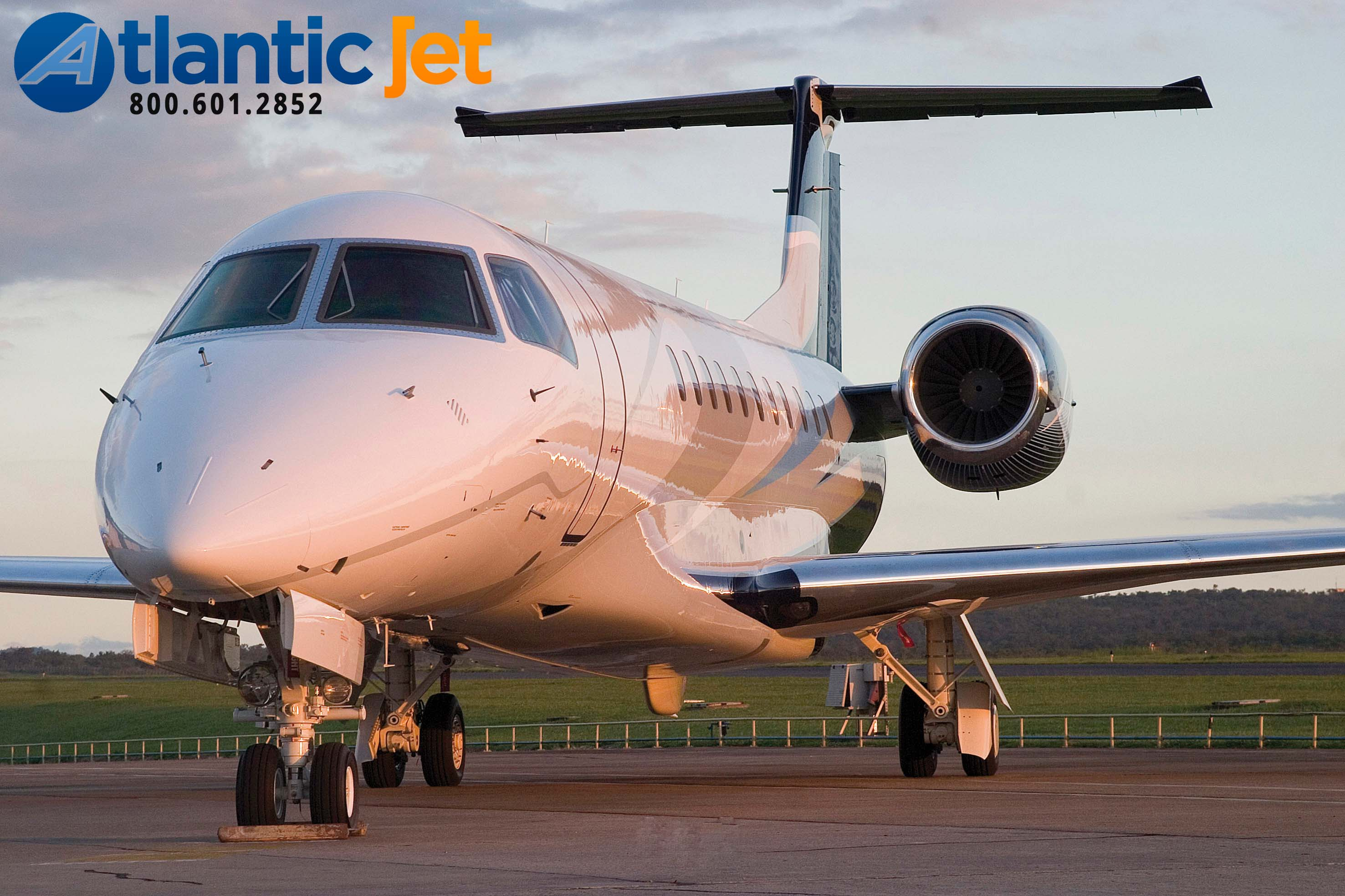 Atlantic Jet  Types Of Private Jet Aircraft